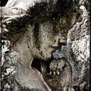 Daguerrotype Angel Poster
