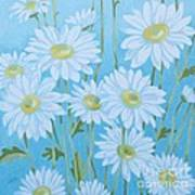 Daisies # 3 Poster