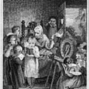 Dames School, 1812 Poster by Granger