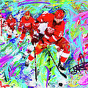 Dan Cleary And 5 Poster