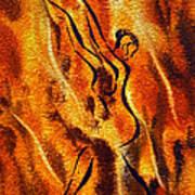 Dancing Fire Viii Poster