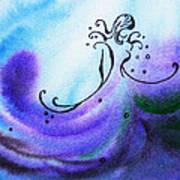 Dancing Water II Poster