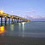 Dania Beach Pier Poster