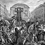 Daniel Defoe (1660-1731) Poster