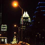 Dark In Austin Poster