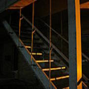 Dark Stairway Poster