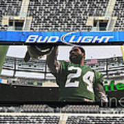 Darrelle Revis - Ny Jets Poster
