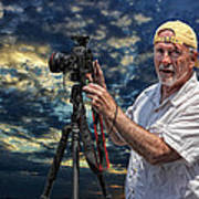 Dave Bell - Photographer Poster