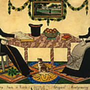 Davis: Montgomerys, 1836 Poster