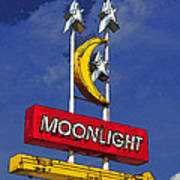 Daylight At The Moonlight Poster