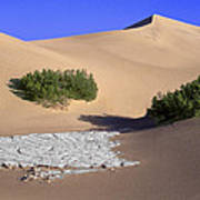 Death Valley Salt Flat Poster