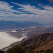 Death Valley Vista Poster