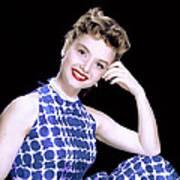 Debbie Reynolds, C. 1950s Poster