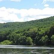 Delaware Water Gap Scenery Poster