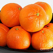 Delicious Cara Cara Oranges Poster