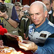 Dennis Tito, First Space Tourist Poster