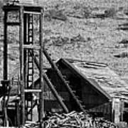 Deserted Mine Poster