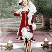 Destry Rides Again, Marlene Dietrich Poster by Everett