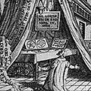 Detail From The First Stage Poster