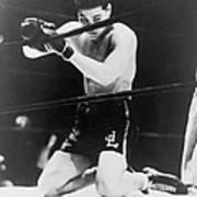 Detroits Brown Bomber, Heavyweight Joe Poster by Everett