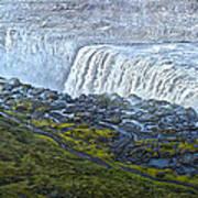 Dettifoss Waterfall Iceland Poster