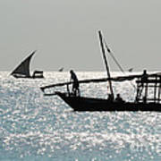 Dhows Poster