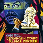 Diary Of A Madman, Aka Letrange Poster