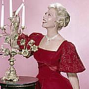 Dinah Shore, 1950s Poster by Everett