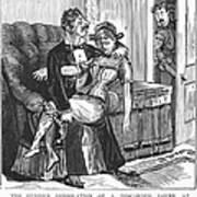 Discarded Lover, 1890s Poster