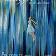 Divine Flow Poster