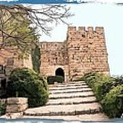 Do-00483 Byblos Citadel Poster