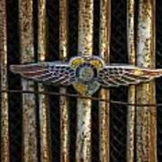 Dodge Brother Emblem Poster