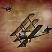 Dogfight 1918 Poster