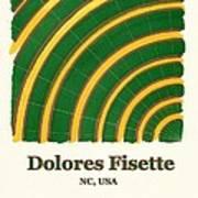 Dolores Fisette Poster