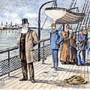 Dom Pedro II (1825-1891) Poster