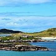 Donegal Coastline Near Bunbeg,co Poster