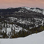 Donner Panoramic Poster