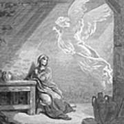 DorÉ: The Annunciation Poster by Granger