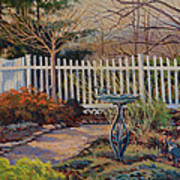 Dotti's Garden Winter Poster