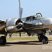 Douglas A26b Military Aircraft 7d15748 Poster by Wingsdomain Art and Photography