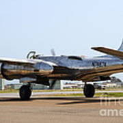 Douglas A26b Military Aircraft 7d15767 Poster by Wingsdomain Art and Photography