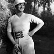Douglas Fairbanks, Jr., 1930 Poster by Everett
