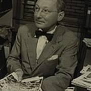 Dr. Otto Bettmann, A German Jewish Poster by Everett