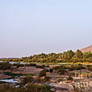 Draa River Poster