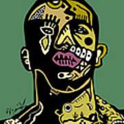 Drake Full Color Poster