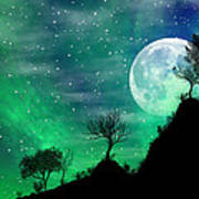 Dreamy Night Poster