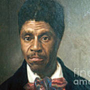 Dred Scott, African-american Hero Poster