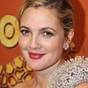 Drew Barrymore At The After-party Poster
