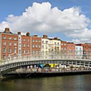 Dublin Scenery Poster