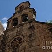 Dubrovnik Church Poster